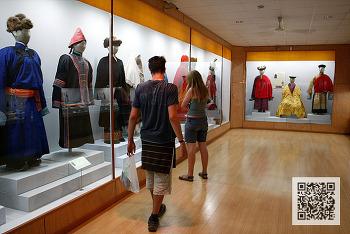 Mogol(몽골) - 국립박물관 #3...몽골리안의 위대한 역사가 살아 숨쉬는 곳..