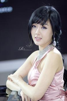 [2011SMS] Model 황미희님.