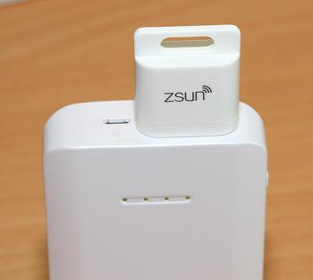 새로텍 ZSUN ST-WF100SD 카드리더기 WiFi 메모리