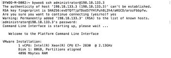 [연재] CUCM 11.5 에서 Secure UC 구현하기 - 3. CUCM을 Mixed Mode로 전환하여 암호화 통신하기