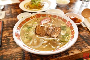 전현무도 박수 칠 초딩입맛 저격 '부라더 국수' | 파주 맛집