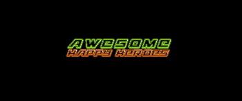 영웅 게임 - Awesome Happy Heroes