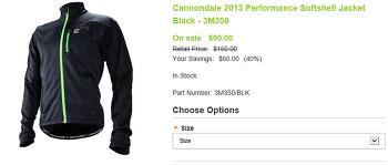 Cannondale Jacket 직구