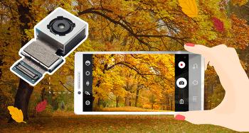진격의 듀얼 카메라 모듈