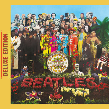 The Beatles - Sgt. Pepper's Lonely Hearts Club Band(1967)