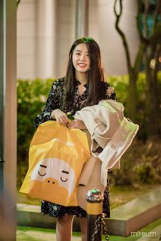 """[17.02.16] 소혜 """"배성재의 텐"""" 퇴근 (12pic) by 미름"""