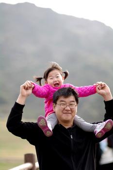 제주도 수요미식회 탐방중 성산일출봉