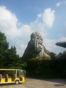 중국 10대 관광지이자 세계 문화유산으로 등재된 황산을 가다