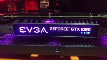 EVGA 지포스 GTX 1080 FTW D5 8G