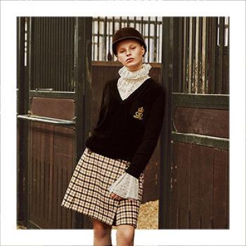 가을 패션 뉴 트렌드, 승마룩의 우아한 매력