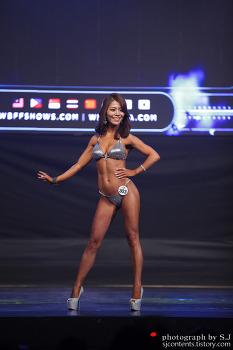 2017 WBFF KOREA CHAMPIONSHIP Diva Bikini CLASSIC 부문