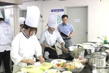 제 10회 이금기 요리대회 (예선전) - 연성대학교