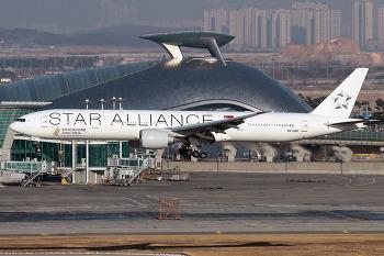 Singapore Airlines / Boeing 777-312/ER / 9V-SWI