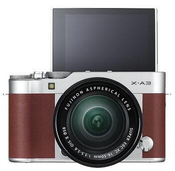 후지필름 카메라 X-A3 [ X렌즈 마운트 되는 가격 착한 미러리스 카메라 ]