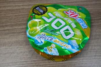 일본 코로로젤리 청포도맛