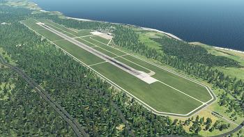 Uljin Airport(RKTL),울진비행장,울진비행훈련원 Scenery Release (X-Plane 11)
