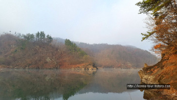 [배스낚시 2017년04월초-충북 옥천 대청호 이평리]산란장