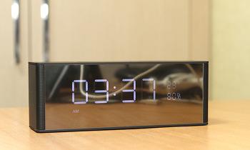 캔스톤 LX-C4 SIGNATURE 시계 알람 라디오 블루투스 스피커