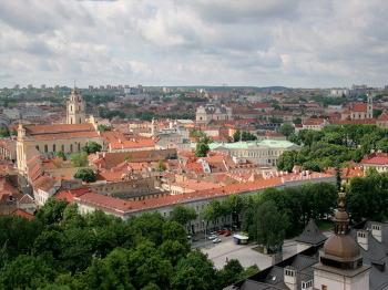 세계 가장 살기 좋은 도시에 발트 3국은