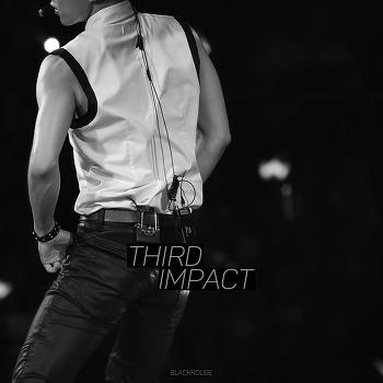 THIRD IMPACT : 3rd PHOTOBOOK/DVD