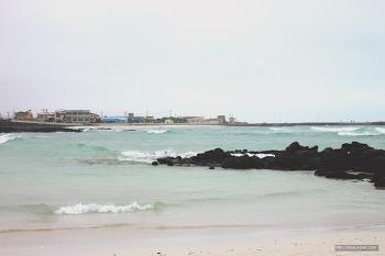 김녕해수욕장 성세기 해변