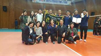 한송초중 제42회 제천시협회장기 배구대회 우승!