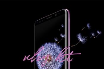 갤럭시 S9을 KT에서 만나야 하는 4가지 이유