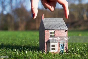 주택과 토지의 가격등락의 갭