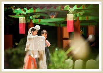 전통결혼식 사진촬영이 고민이라면 스파지오스튜디오 죠!