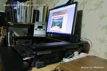 스탠딩 책상 렌데스크(SRD-2000) 사용기