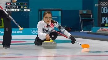 컬링 영미 최근 근황!! 여자 컬링팀『팀킴』LG전자와 함께 2022년 베이징 동계올림픽 준비