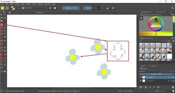 krita 커스텀 브러시 만들기 무료 그리기 프로그램 크리타 사용법