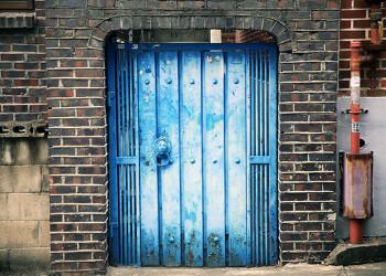 [이천소식] 초보 동장의 하루 - 하늘색 문은 보고 생각했습니다.