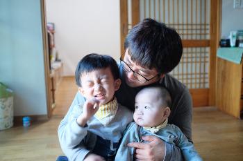 [유건] 아빠도 웃어봐요