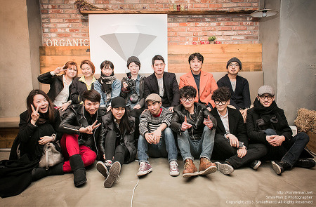 130221 Folastudio Vj Showcase with MaD Factory @Organic Lounge