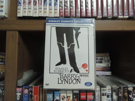 배리 린든(Barry Lyndon)... 스탠리 큐브릭, 라이언 오닐... 한 사람의 인생, 그리고 흥망성쇠
