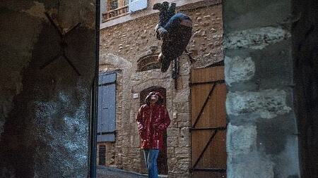 영화 '빈센트 Vincent, 2014' 현실적인 인디 슈퍼 히어로 토마스 살바도르