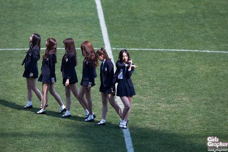 [PHOTO] 160326 대전 시티즌 개막전 - 여자친구 by Girls Grapher