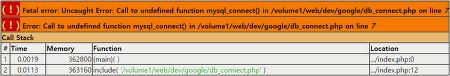 PHP 디버깅용 Xdebug 모듈 사용 후