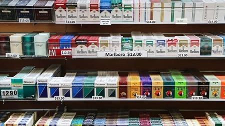 담배값 인상에 따른 세금 변화, 흡연률 감소 효과 그리고 부작용