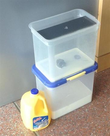 3D스캐너를 만드는데 필요한 것: 스마트폰, 그리고 우유?