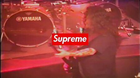 슈프림(Supreme) x 슬레이어(Slayer)