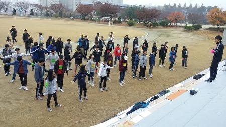 2016 청소년Y 연합체육대회