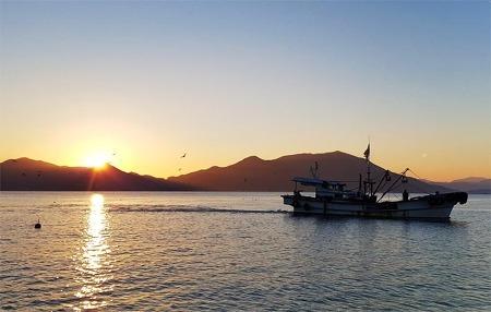 [포토에세이] 남해 '삶이 있는 바다' 풍경