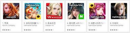 한국 스마트폰 게임 플레이전까지 광고 몇개나 뜰까?
