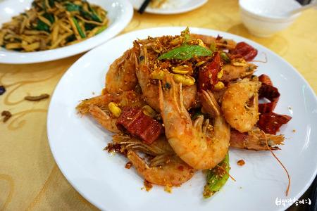 54광장_해도어촌대주점_소금커피 85도씨_까르푸_중국 칭다오 먹방여행