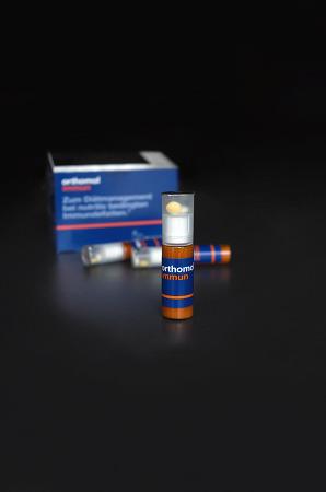 오르토몰 이뮨 orthomol immun 영양제 (드링크+정제)