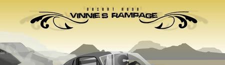 총격전 게임 - VINNIES RAMPAGE : DESERT ROAD