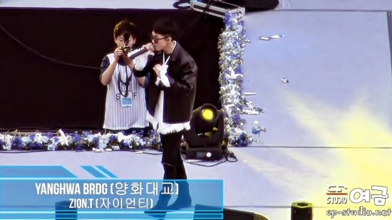 [4K][17.05.20] Zion.T(자이언티) Yanghwa BRDG(양화대교) 직캠 at 연세대 아카라카 축제 BY 여금