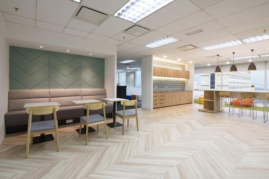 *소프트웨어 오피스 인테리어 [ Raw Design Consultants ] Veeam Software office,Kuala Lumpur,Malaysia